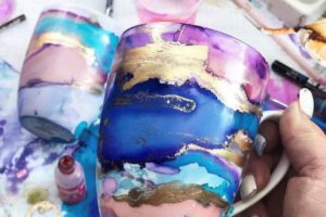 Sip and Create: Acrylic Pouring