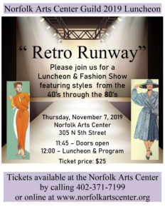 Ladies Guild Luncheon and Fashion Show