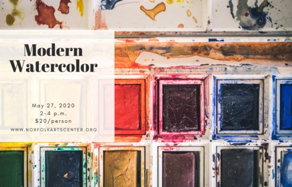 Modern Watercolor (Art for the Young at Heart)
