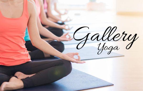Gallery Yoga Spring 2020