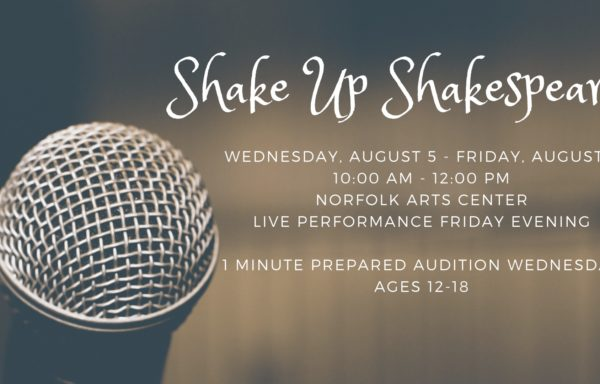 Shake Up Shakespeare