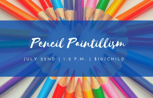 Cancelled – Pencil Pointillism