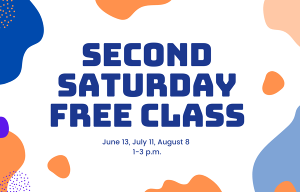 Second Saturday FREE CLASS!