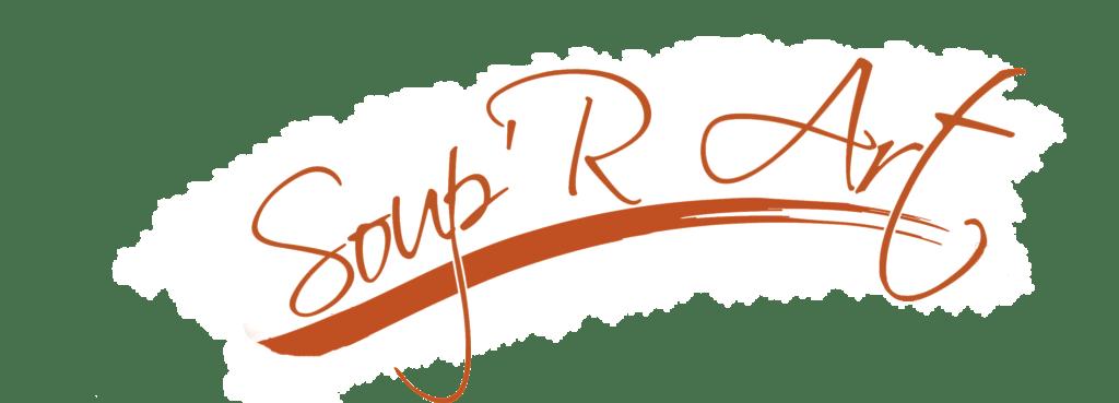 Soup R Art Logo
