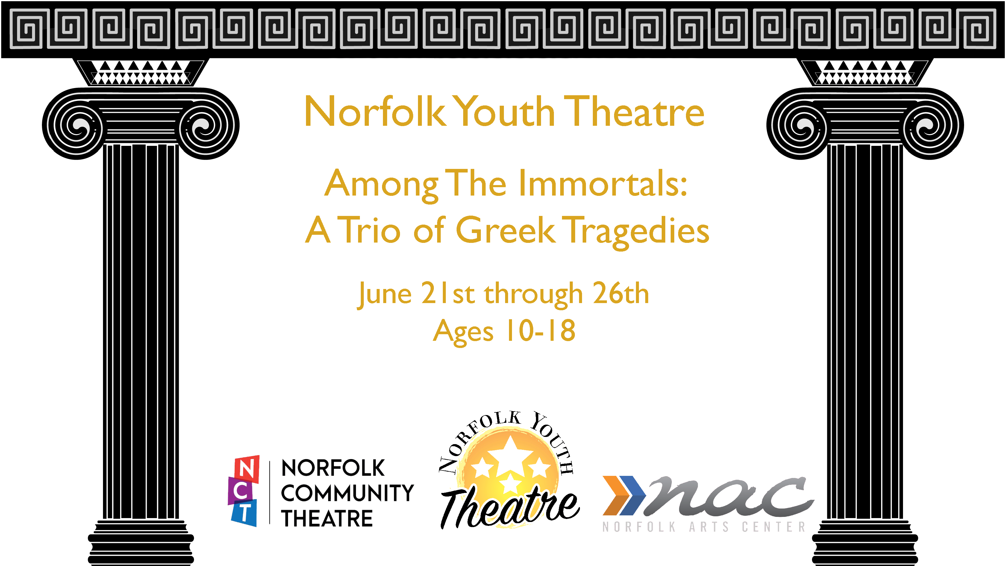 Youth Theater Among the Immortals