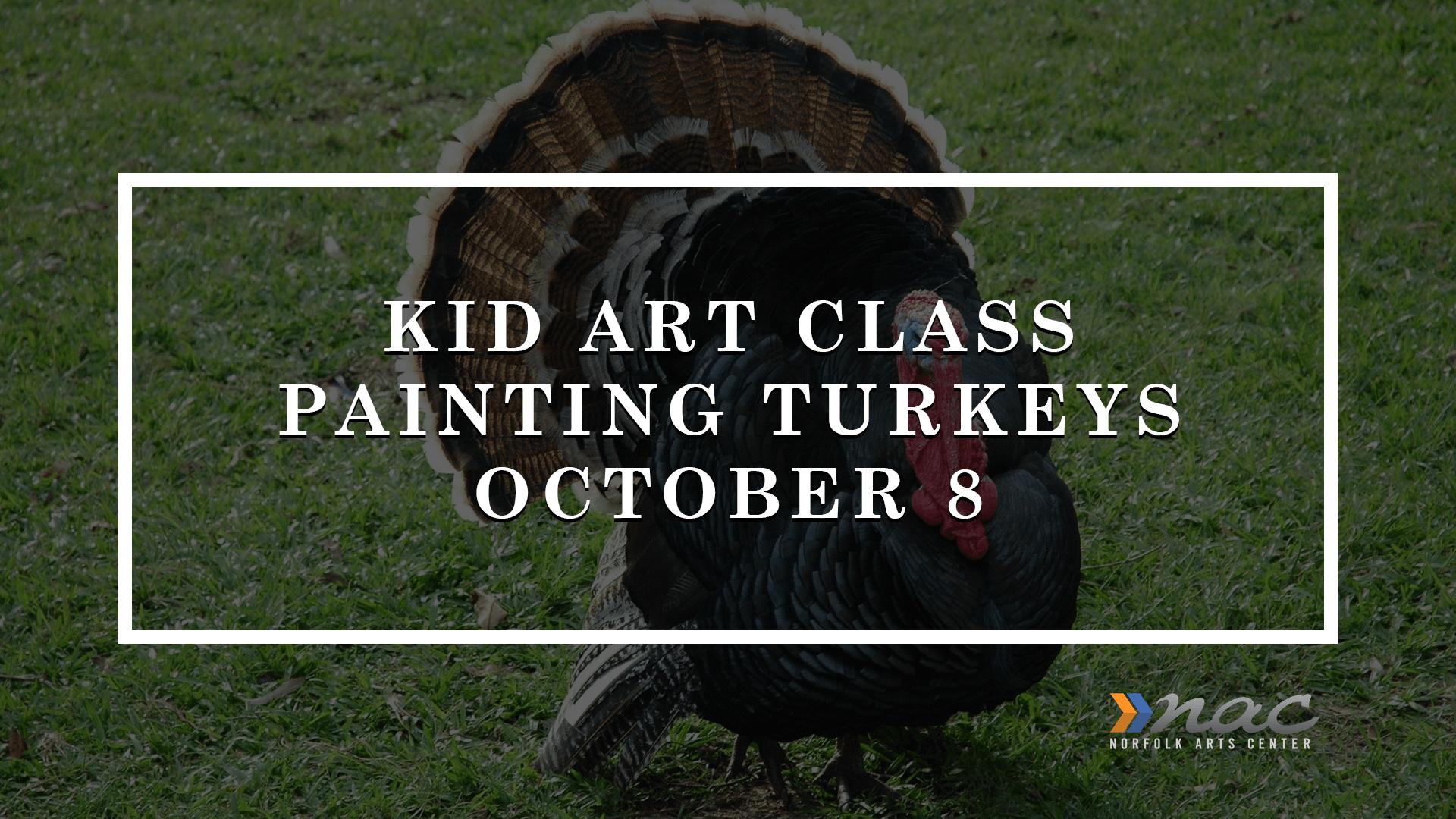 Painting Turkeys